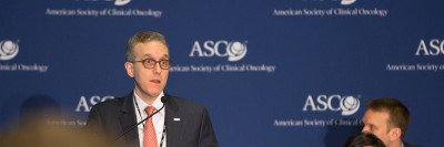 MSK medical oncologist and immunologist Jedd Wolchok