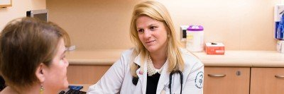 Medical oncologist and breast cancer doctor Tiffany Traina